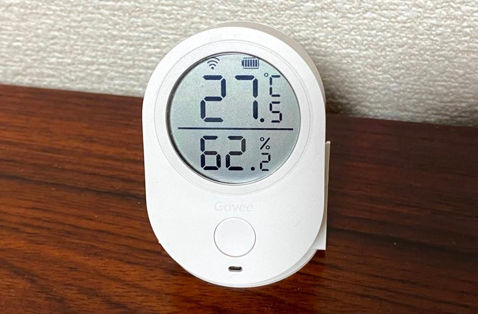 Govee Wifi温湿度計