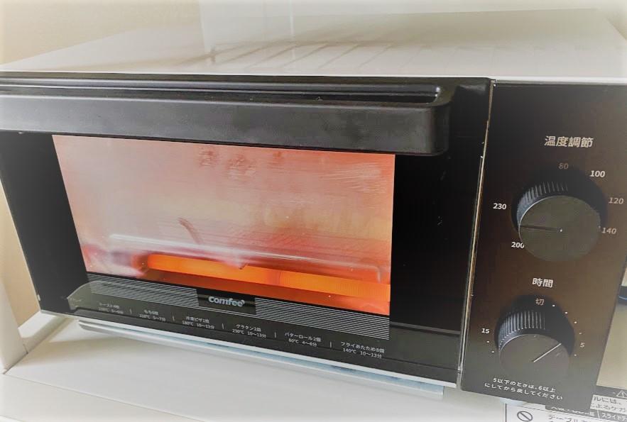 COMFEE オーブントースター